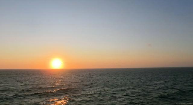 Blick aufs Meer mit Blank & Jones im April